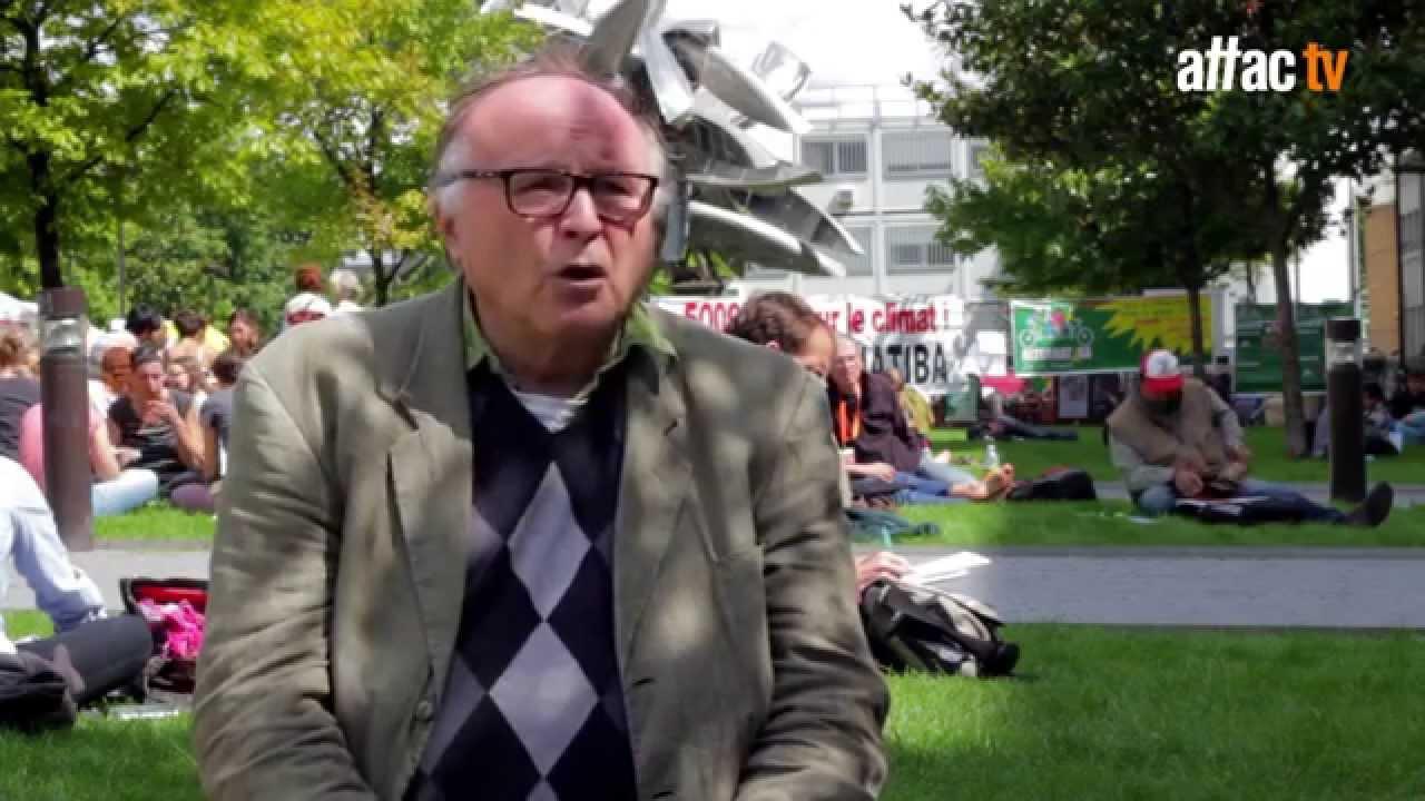 Forum euroméditérannéen sur l'eau - Bernard Mounier - Université européenne d'Attac 2014
