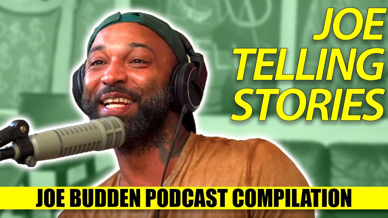 Joe Telling Stories (Compilation) | The Joe Budden Podcast