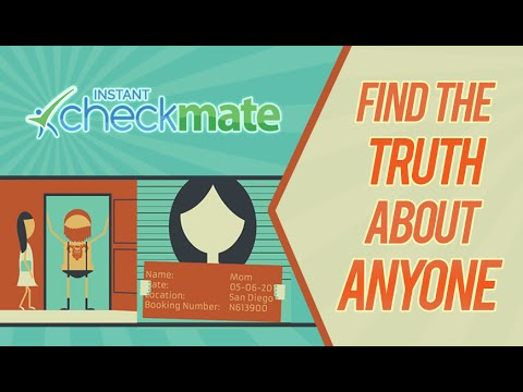 About Instant Checkmate Background Checks