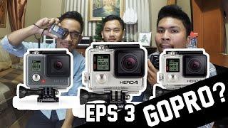 GoPro atau Pocket Camera?