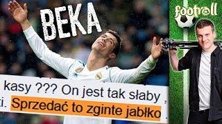 """Ronaldo to zgnite jabłko"" | B.E.K.A."