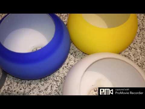 Как декорировать плафоны от люстры своими руками