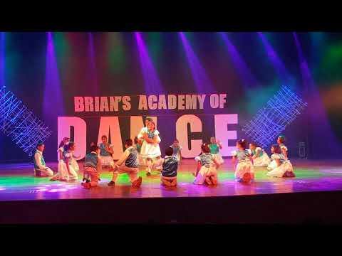 Mithil Chandan Brian's Academy of Dance 2018