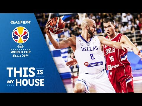 Greece v Serbia – Highlights – FIBA Basketball World Cup 2019 – European Qualifiers