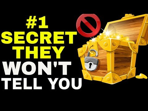 #1 Most Powerful Secret Technique To Manifest Your Desires EASILY With Law Of Attraction- The Secret