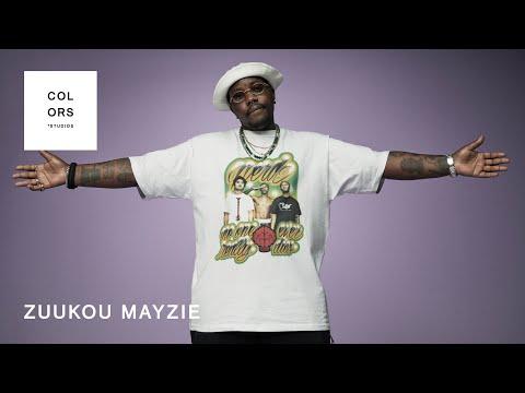 Youtube: Zuukou Mayzie – Haku | A COLORS SHOW
