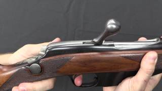 Liegeoise 1888 Trials Rifle