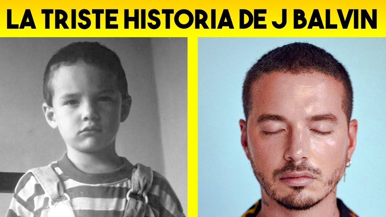 Download La Triste Historia De J BALVIN   Detrás De La Fama 2020   Amarillo