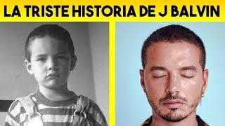 La Triste Historia De J BALVIN | Detrás De La Fama 2020 | BLANCO