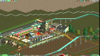 Best sound in the game - Roller Coaster Tycoon 2