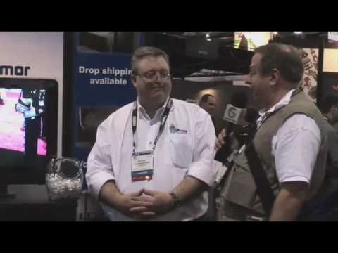 TV Armor CES 2009 Interview