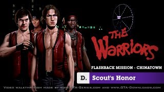 The Warriors - Flashback Mission D - Scout