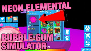 YOU WONT BELIEVE THE CHANCES OF GETTING THIS PET~ ROBLOX Bubble Gum Simulator 🍬