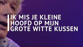 Paul van Vliet - Ik mis je kleine hoofd op mijn grote witte kussen