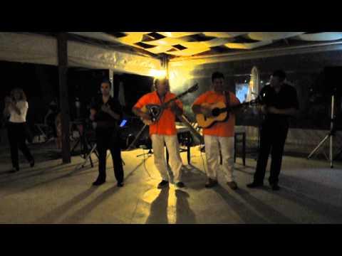 Greek music. Hanioti Grand Hotel 2013.