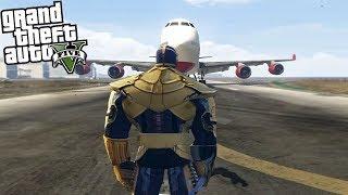 THANOS VS LOS SANTOS ! Avengers Infinity War Mod