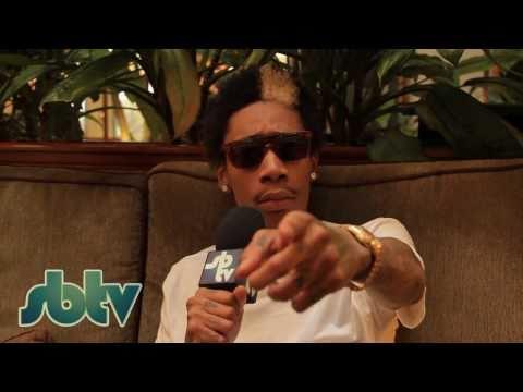 Wiz Khalifa | Tattoos: SBTV