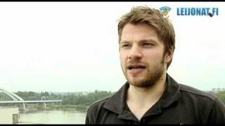 Leijonat.fi MM-Extra: P. Nokelainen ennakoi Latvia-peliä