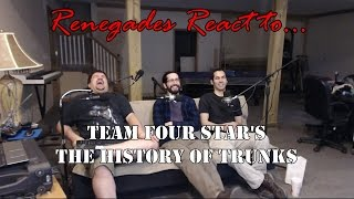 Renegades React to... Team Four Star