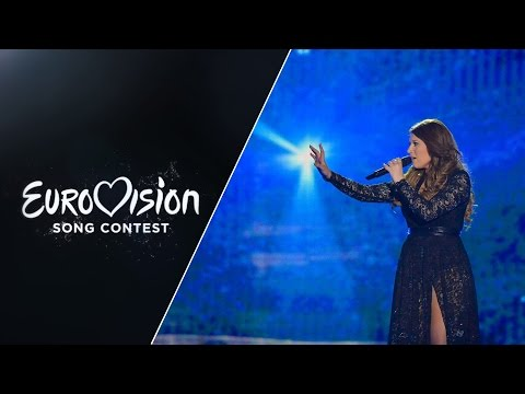 Amber - Warrior (Malta) - LIVE at Eurovision 2015: Semi-Final 2