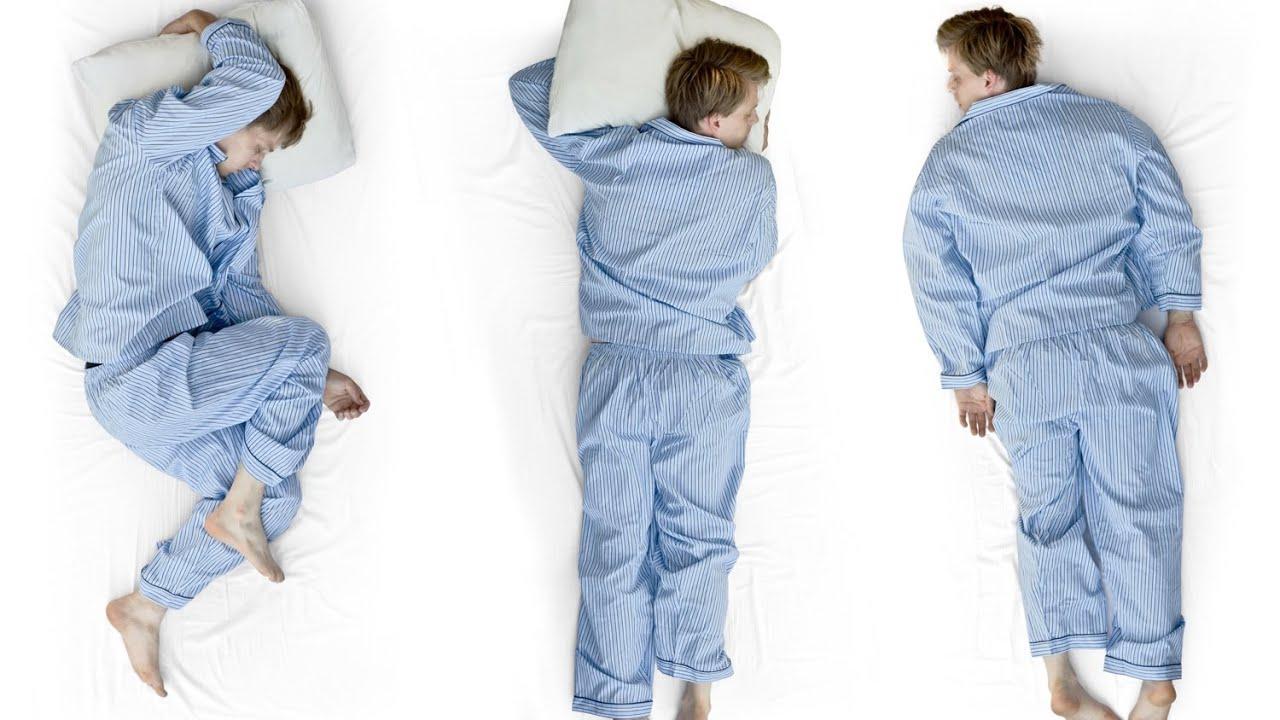 Uyku Pozisyonuna Göre Karakter Analizi