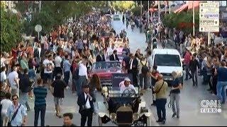 CNN Turk  - 54. Uluslararası Antalya Film Festivali Korteji