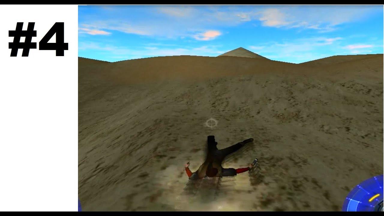 star wars jedi knight jedi academy nasty sand burrowers part 4