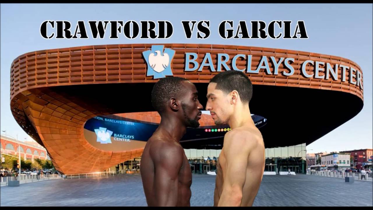 Image result for Terence Crawford Vs Danny Garcia