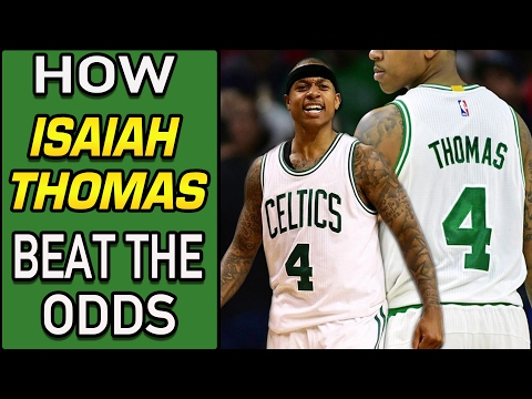5 times Isaiah Thomas beat the odds and proved everyone wrong