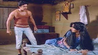 action King Arjun Sarja And Ramya Krishna Emotional Scenes | South Emotional Movie Scenes | Movie Ex