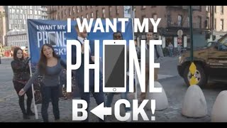 I Want My Phone Back: The Scariest Game Show Ever