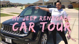My 2017 Jeep Renegade Car Tour