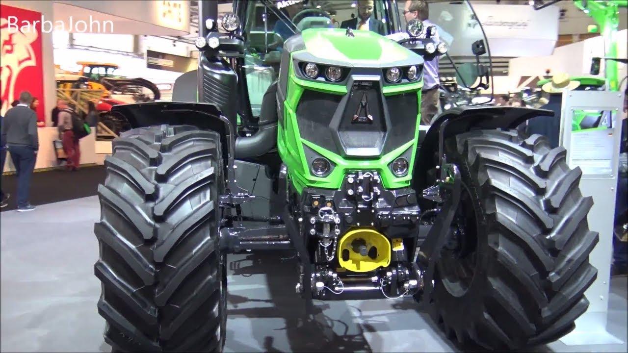 Tractor Deutz
