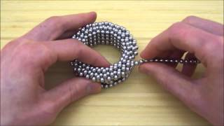 TUTORIAL Decagon Ring and Decagon Star Ring (Zen Magnets)