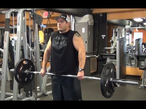 Barbell Shrugs: Nailing Down the Basics and Perfecting Your Form ...