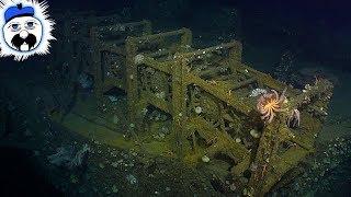 10 Most Bizarre Shipwrecks Ever