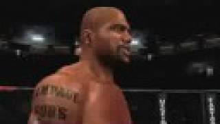 ufc 2009 undisputed exclusive e3 2008 rampage jackson vs f