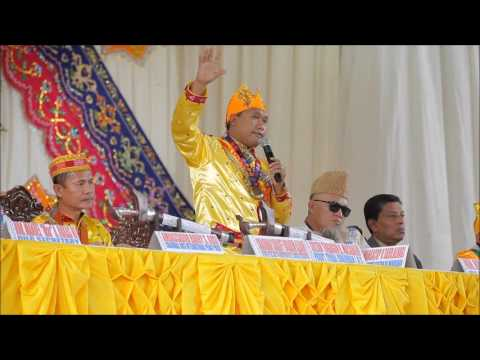 Chairman Barry Gusi - crowned as Sultan Maamor by the Royal Sultanate of Mindanao Tribe