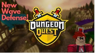 Roblox Dungeon Quest | Grinding in UnderWorld | Wave Defense?! #Roblox #DungeonQuest #OofArmy