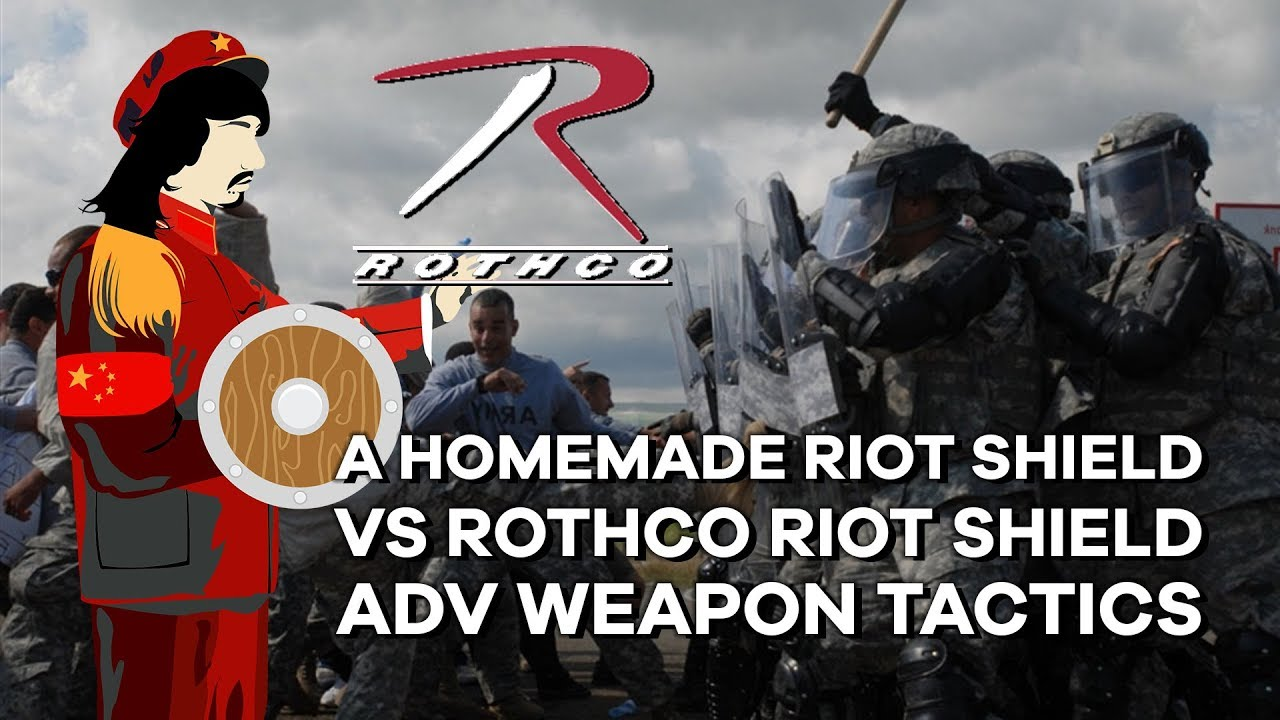 Advanced Weapon Tactics – Rothco Riot