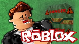 Roblox | GLITCHED INTO THE DOOR!! (Flood Escape)