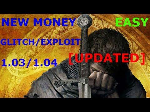 [UPDATED] NEW MONEY GLITCH/EXPLOIT! : Kingdom Come Deliverance
