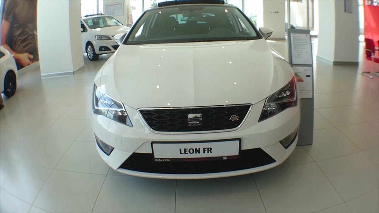 seat leon fr 1 4 tsi act 150 hp dsg showroom nceleme review youtube. Black Bedroom Furniture Sets. Home Design Ideas