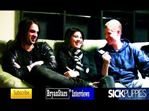 Sick Puppies Interview Shimon Moore 2010