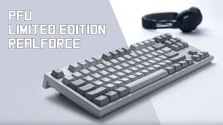 [Cowcot TV] Présentation clavier PFU Limited Edition Realforce