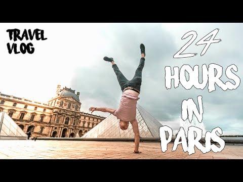 Exploring PARIS in 24 HOURS!!