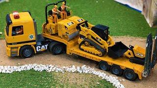 BRUDER TOYS Best Of Transportation Videos! Trucks, Tractors, Construction Vehicles!