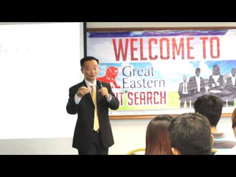 1 Batu Pahat BP Johor Malaysia Great Eastern GSM Tan Boon Huang Speech Nov 2014 Life Insurance 大东方保险