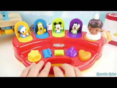 Thumbnail: Candy Surprise Toys Learn Colors Squishy Balls Body Paint Finger Family Nursery Rhymes Pregnant Doc