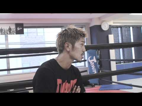 Kido's Training Session - K-1 MAX 2011